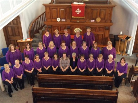 Denby Dale Ladies Choir