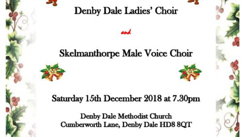 Christmas Concert Poster 15.12.18-1dd